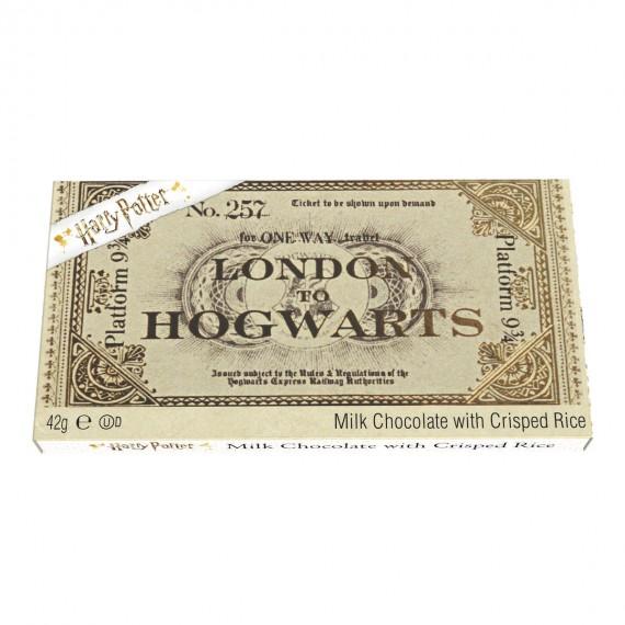 Harry Potter Hogwarts Ticket