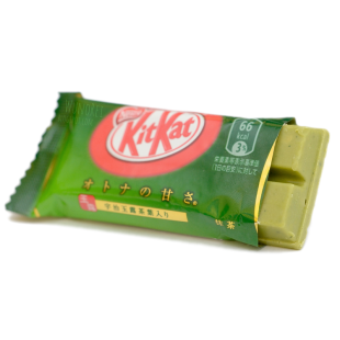 kit kat mini matcha intense