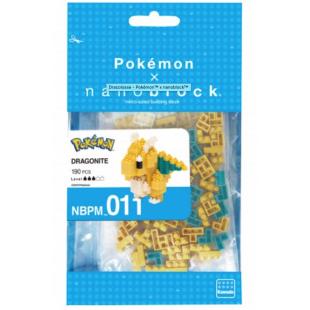 NanoBlock Pokemon - Dracolosse