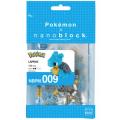 NanoBlock Pokemon - Lokhlass