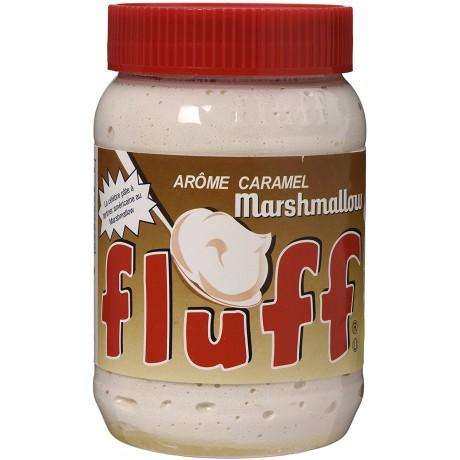 Fluff Marshmallow Caramel