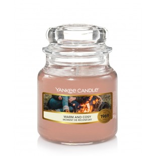 Bougies Jarres Warm and Cosy Yankee Candle