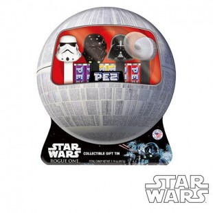 Coffret Metal Pez Star Wars Import USA