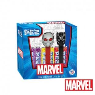 Coffret PEZ Marvel - Black Panther & Ant-Man