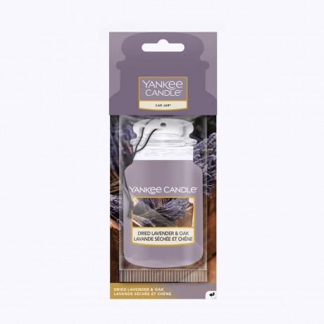 Dried Lavender & Oak Classic Car Jar