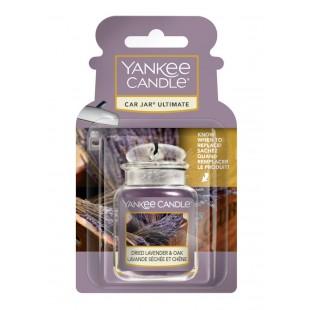 Dried Lavender & Oak Ultimate Car Jar