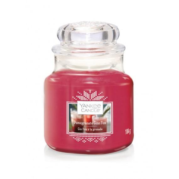Pomegranate Gin Fizz Bougies Jarres