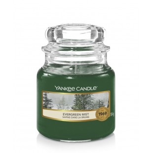 Bougie parfumée Yankee Candle Sapin dans la brume