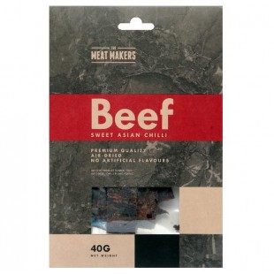 Meat Makers Gourmet Sweet Asian Chilli Beef