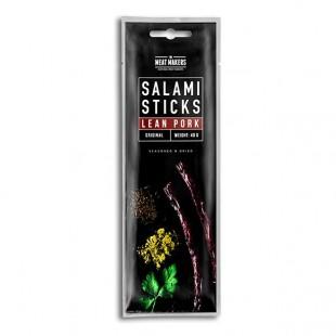 Lean Pork Salami Sticks The Meat Makers