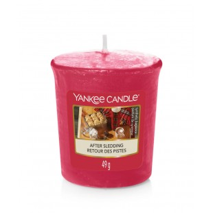 Bougie parfumée collection noel Yankee Candle