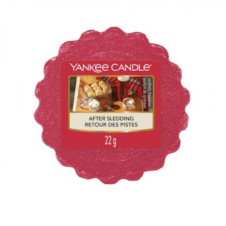 Tartelettes Yankee Candle collection noel