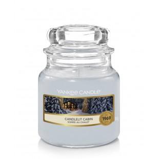 Candlelit Cabin Bougies parfumées Yankee Candle