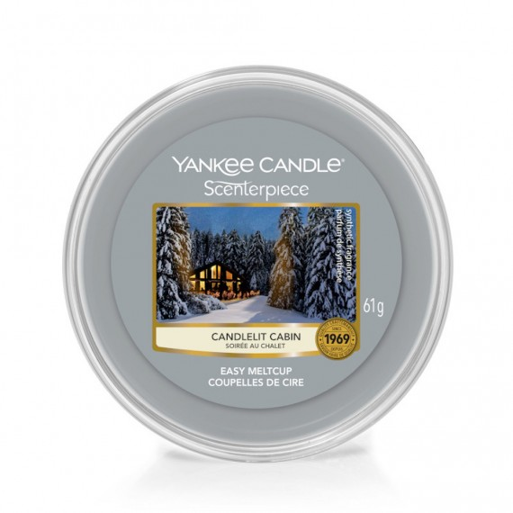 Yankee Candle MeltCup Candlelit Cabin