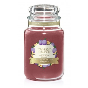 Yankee Candle Bougie Anniversaire Sugar Plus
