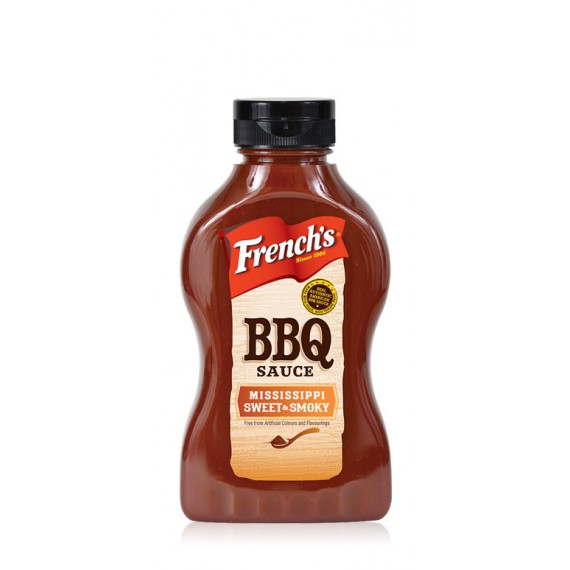 Sauce BBQ French's Mississippi