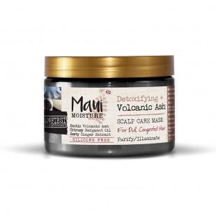 Detoxifying + Volcanic Ash Scalp Care Masque Maui Moisture