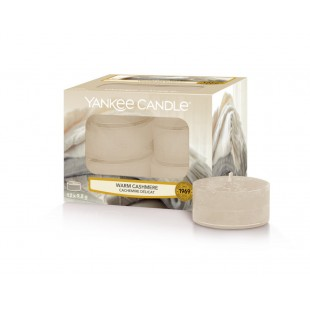 Warm Cashmere Yankee Candle Lumignons