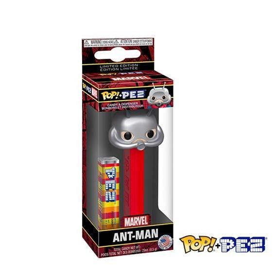 PEZ + FUNKO POP! Ant-Man MARVEL