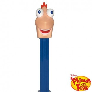 Pez US Phineas (Phineas & Ferb)