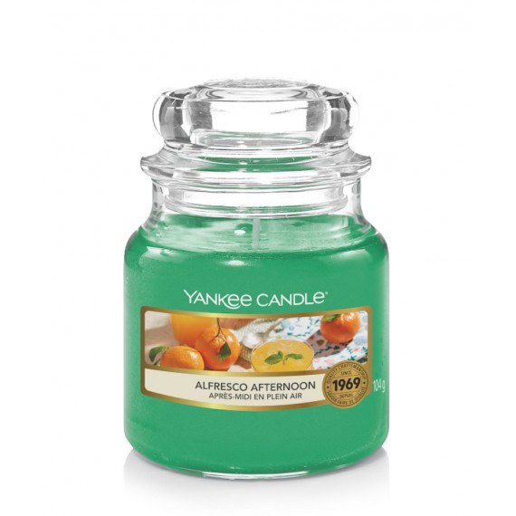 Yankee Candle Alfresco Afternoon Bougies Jarres