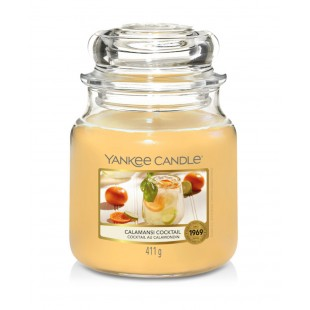 Yankee Candle Calamansi Cocktail Bougies Jarres
