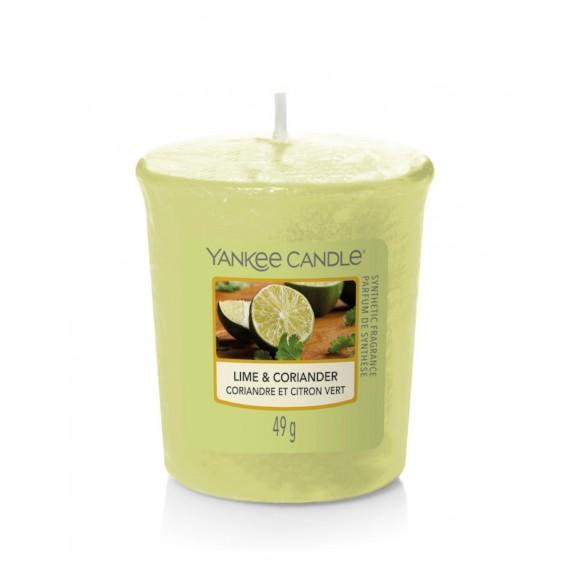Lime & Coriander Yankee Candle Votive