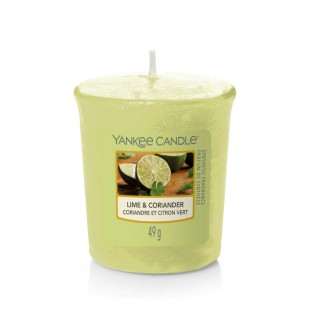 Lime & Coriander Yankee Candle Votive