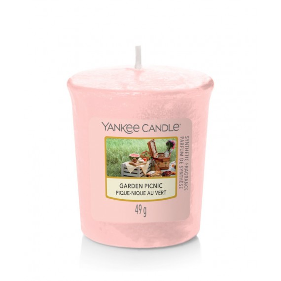 Yankee Candle Garden Picnic Votive