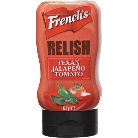 French's Texan Jalapeno Relish