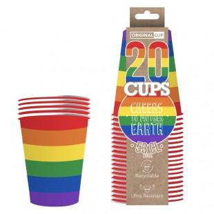 Paper Cups Colors Original Cup