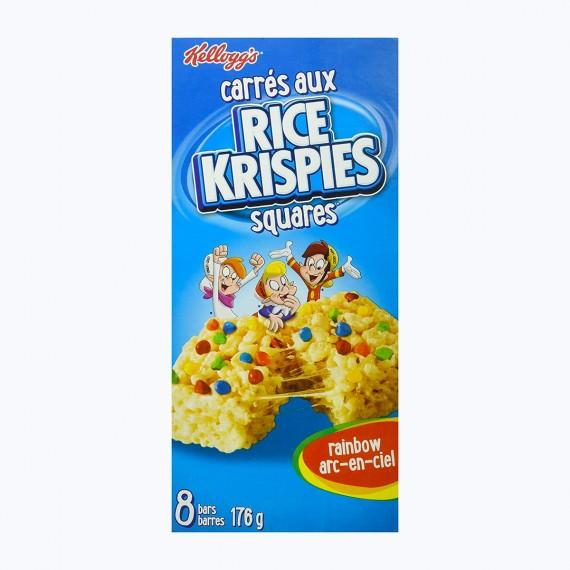 Rice Krispies Rainbow