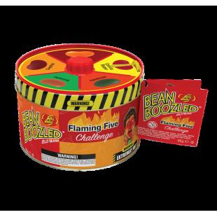 Bean Boozled Flaming five tin