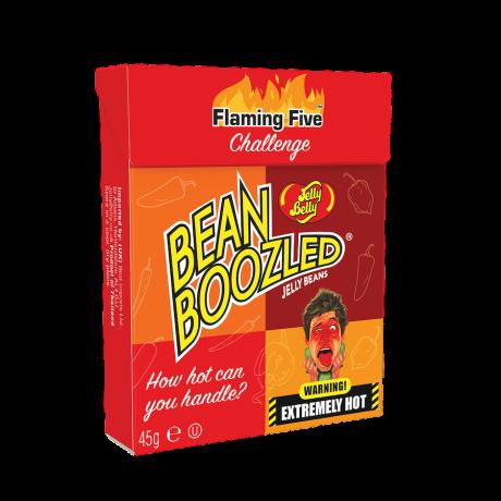 Bean Boozled Flaming five box
