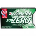 Dentyne Ice Sub Zero Iceberg Mint