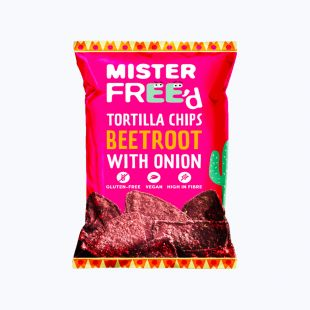 Beetroot Tortilla Mister Freed BIO