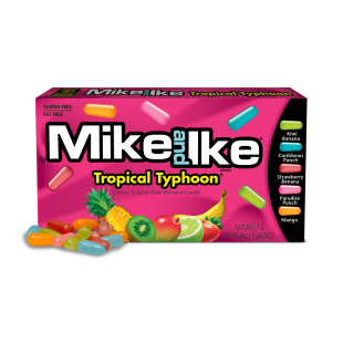 Mike And Ike Tropical Typhoon 22g