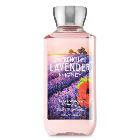 French Lavender Gel douche