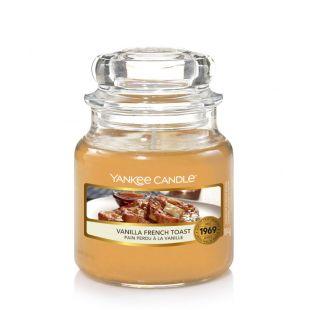 Vanilla French Toast Bougies Jarres