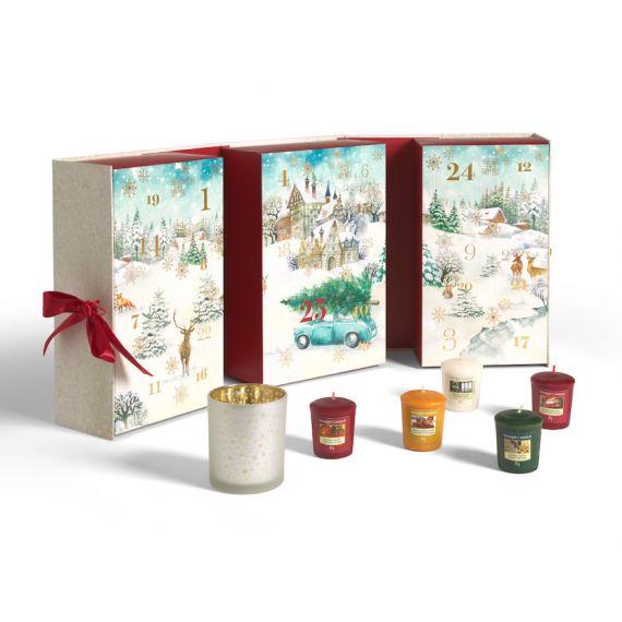 Coffret Livre De l'Avent Magical Christmas Morning
