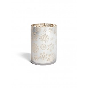 Snowflake Frost Porte Jarre Yankee Candle