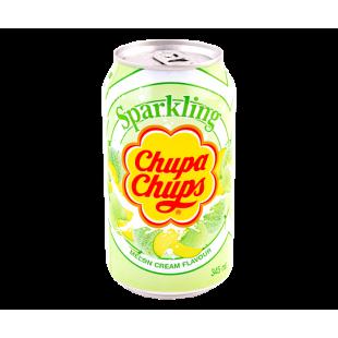 Chupa Chups Melon Creme Sparkling Soda