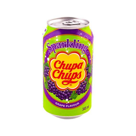 Chupa Chups Grape Sparkling Soda