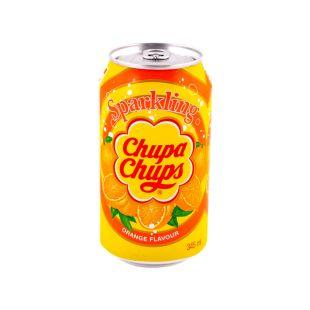 Chupa Chups Orange Sparkling Soda