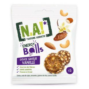 NA ! Energy Balls Vanille
