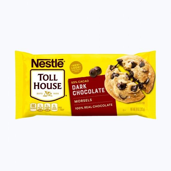 Dark Chocolate Morsels Toll House