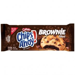 Chips Ahoy! Brownie Filled Chewy Cookies