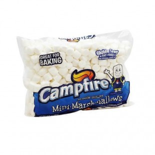 Campfire Mini Marshmallows
