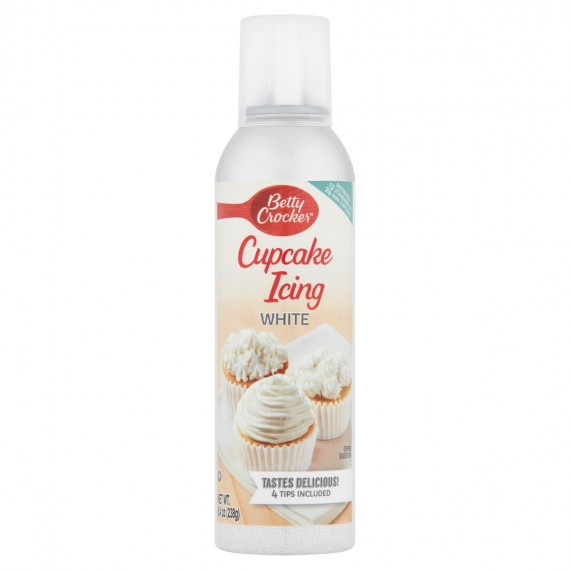 Betty Crocker Icing blanc
