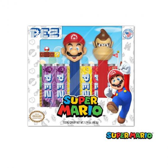 Coffret PEZ Super Mario